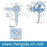 Novo design do gabinete elétrico alavanca de alça de bloqueio (YH9689)