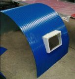Trasportatore Rolls per il coperchio del trasportatore del coperchio della pioggia del CEMA B