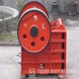 Machine en pierre de broyeur de maxillaire de matériel de moulin d'écrasement de fleuve de Yuhong