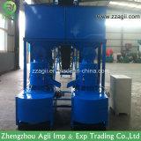 chaîne de production en bois de boulette de moulin de boulette de la biomasse 1-2tph en Chine