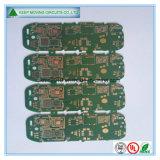 HDI hohe Tg mehrschichtige Schaltkarte-Vorstand-gedrucktes Leiterplatte