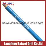 tubo de taladro de 73*8*2000m m HDD