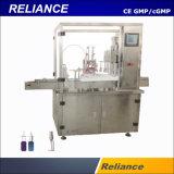 Máquina tampando parafuso médico/cosmético do engarrafamento do pulverizador