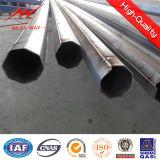 6m galvanisierten achteckigen elektrischen Stahlpolen