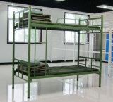 Кровать нары металла утюга слоя двойного Decker школы штата армии стальная