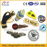 Distintivo su ordinazione di Pin del risvolto del metallo di marchio del rifornimento con smalto molle