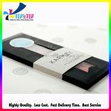 Envases de papel de moda mayorista diadema trenzas de verificación