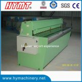 QH11D-2.5X2500 de type mécanique de la plaque de cisaillement de la guillotine machine/machine de coupe