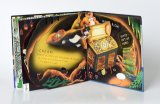 서비스를 인쇄하는 팝업 책 아동 도서