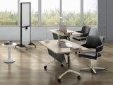 家具製造販売業の回転式柔らかいオフィスの革張りのいす