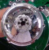 R65磁気12Wこはく色の警報灯のLEDストロボ標識