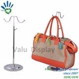 Logo personnalisé sac métallique d'affichage, Support de sac à main, sac à main Support d'affichage