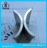 Forte magnete dell'autoveicolo di Premanent di formato del neodimio su ordinazione del blocchetto