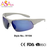 Designer Sport Men Fishing Polarized Sun Glasses with BSCI (91104)
