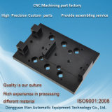 Selbstmaschinen-Reserve-Präzisions-Metall, das CNC-zentrale Maschinerie-Teile aufbereitet