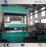 Grand Type de trame de la vulcanisation du caoutchouc presse avec une qualité supérieure et le rendement de travail