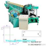 De gegalvaniseerde Machine van het Type Z Purlin van Staal