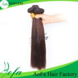 Estensione nera e bionda di Remy brasiliano del Virgin dei capelli umani