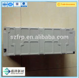 SMC Fiberglas-elektrischer Messinstrument-Kasten