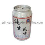 Canettes de boisson en vrac vides en aluminium