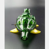 Knell Toilets Pipe for Filter Tobacco Pipe Turtle Shape