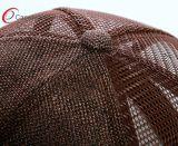 Moderne 3D gestickte Fernlastfahrer-Schutzkappe mit Baumwolle 100%