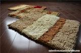 Rutschfeste Polyester-Chenille-Bodenfläche-Wolldecke schneiden oder schlingen