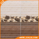 Baumaterial3060 Brown-gesetztes Badezimmer-keramische Wand-Fliesen