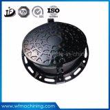 OEMの鋳鉄のマンホールカバーをロックするための円形のマンホールカバー
