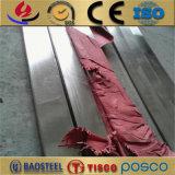 Fabbricazione laminata a caldo della barra piana dell'acciaio inossidabile di rivestimento del raso 316h