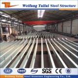 Construction préfabriquée de budget inférieur de matériau de structure métallique