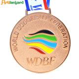 Le dessin du client Médaille en métal moulé sous pression