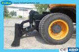 0.6m3バケツ容量の13.5トンの車輪の掘削機