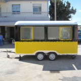 Hot Dog Food Mobile Panier PANIER CAMION Alimentaire Aliments Jy-B28