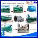 Typ-organische und Verbunddüngemittel-Kombinations-Granulation-Zeile