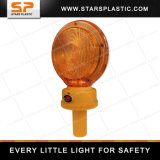 Barrière de sécurité routière LED Avertissement Barricade Light for Road Safety
