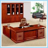 Mesa executiva de madeira do escritório de gerente da fábrica da mobília de escritório grande