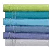 Отель высококачественного полированного ткань из микроволокна роскошной вышивкой постельное белье постельное белье