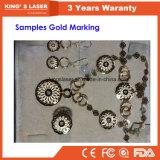 Kleine Jewellry Laserengraver-Drucker-Qualitäts-Laser-Markierung
