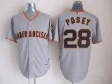 Pullover nazionale di baseball dei San Francisco Giants della lega dei capretti delle donne degli uomini