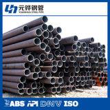 Tubos de acero inconsútil 168*8 para la transmisión del gas