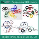Divers joints de joint circulaire en caoutchouc de silicones de taille de qualité