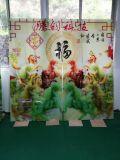 Grande imprimante à plat UV de la taille 7880 DEL du format A1 de la Chine pour la caisse de carte, de plastique, en verre, en métal, en bois et de téléphone de PVC