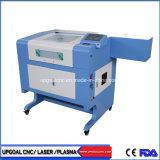 취미 작은 목제 아크릴 이산화탄소 Laser 절단 조각 기계 500*400mm