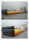 Aufblasbare Zorb Kugel-Rampe für im Freienventilator