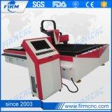 Controle 2500*1300mm van Raycus 500W de Scherpe Machine van de Laser van de Vezel