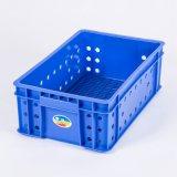 No. 21 HDPE standard della casella di immagazzinamento in il contenitore di Plasitc accatastabile