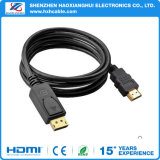Heißes verkaufendp 2016 zum HDMI Audios-Kabel