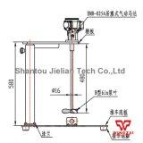 mischende gute Qualitätspressluftbetätigte Mischmaschine der Kapazitäts-94L für Industrie