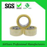 明確なBOPPの熱い溶解テープ/熱い溶解OPPテープ